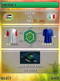 Download free game for mobile phone: 2014: FIFA World cup Brazil - download mobile games for free.