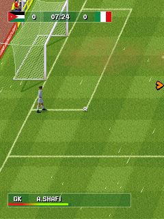 Mobile game 2014: FIFA World cup Brazil - screenshots. Gameplay 2014: FIFA World cup Brazil.