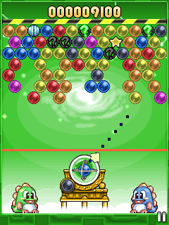 download puzzle bobble game for java mobile