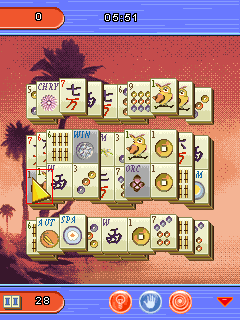 Mobile game My mahjong - screenshots. Gameplay My mahjong.