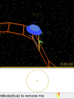Jeu mobile Elamination de la gravitation: Mouvement flou 2 - captures d'écran. Gameplay Gravity defied: Motion blur 2.