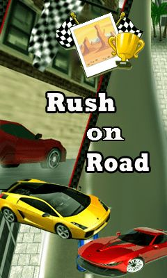 Rush on road