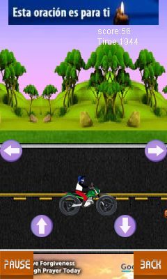 Download free game for mobile phone: Trial stunt - download mobile games for free.