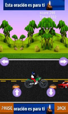 Jeu mobile Truc d'essai - captures d'écran. Gameplay Trial stunt.