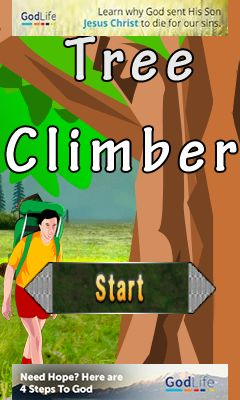 Download free mobile game: Tree сlimber - download free games for mobile phone.