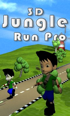 3D jungle run pro