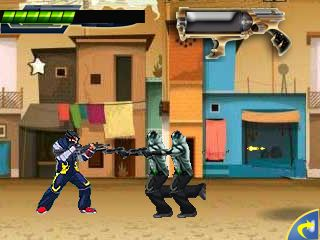 Mobile game Freedom fighter - screenshots. Gameplay Freedom fighter.