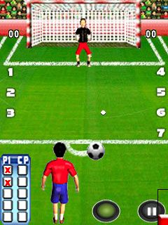 Mobile game FIFAA: World сup 2014 - screenshots. Gameplay FIFAA: World сup 2014.