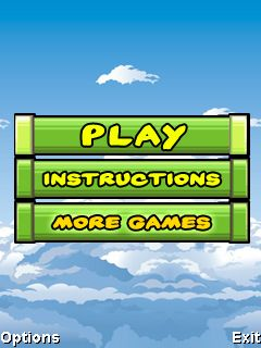Download free mobile game: Flappy bird: Reloaded - download free games for mobile phone.