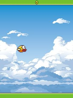 Download free game for mobile phone: Flappy bird: Reloaded - download mobile games for free.