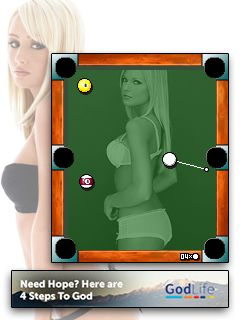 Jeu mobile Playboy: Pool 2013 - captures d'écran. Gameplay Playboy: Pool 2013.