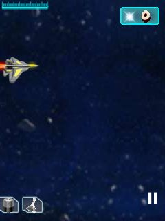 Mobile game Space mission GN 1 - screenshots. Gameplay Space mission GN 1.