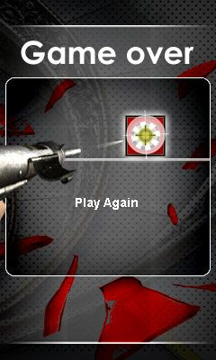 Jeu mobile Tireur de cible - captures d'écran. Gameplay Target shooter.
