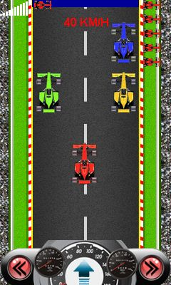 Download free game for mobile phone: F3: Ultimate race - download mobile games for free.