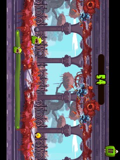 Mobile game Monster run mania - screenshots. Gameplay Monster run mania.