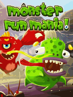 Monster run mania