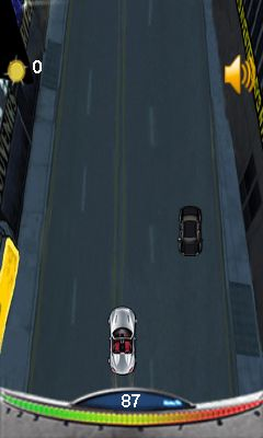 Download free game for mobile phone: Turbo night racing - download mobile games for free.