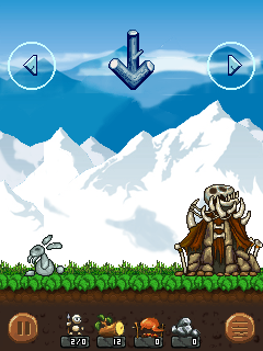 Mobile game Age of dinosaurs: Alpine story - screenshots. Gameplay Age of dinosaurs: Alpine story.