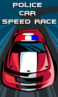 Police car: Speed race