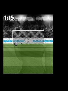 Mobile game World strikers - screenshots. Gameplay World strikers.
