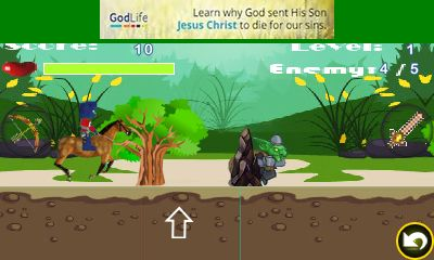 Mobile game King rider - screenshots. Gameplay King rider.