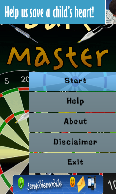 Download free mobile game: Dart master - download free games for mobile phone.