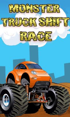 Monster truck: Shift race