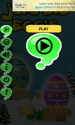 Download free mobile game: Jumping egg's - download free games for mobile phone.