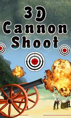 3D cannon shoot