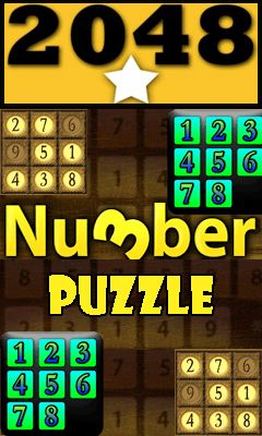 2048: Number puzzle