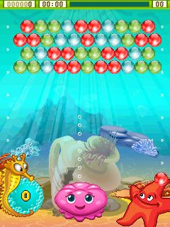 Mobile game Bubblex mania 3 - screenshots. Gameplay Bubblex mania 3.