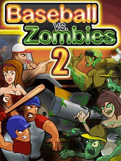 Baseball vs zombies 2