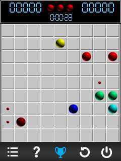 Download free game for mobile phone: Lines 98 - download mobile games for free.