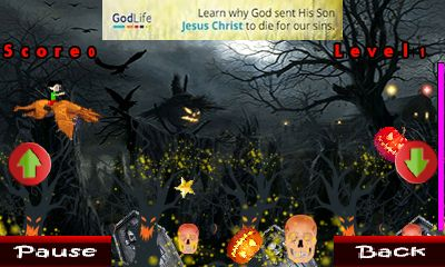 Download free mobile game: Dragon ball: Halloween - download free games for mobile phone.