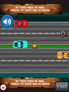 Mobile game Baby on road - screenshots. Gameplay Baby on road.