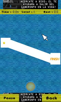 Download free game for mobile phone: Finger drag - download mobile games for free.