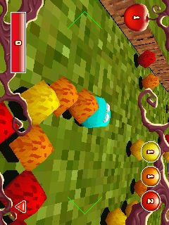 Mobile game Zmeezumka 3D - screenshots. Gameplay Zmeezumka 3D.