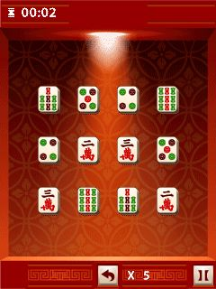 Download free game for mobile phone: Mahjong mania! - download mobile games for free.