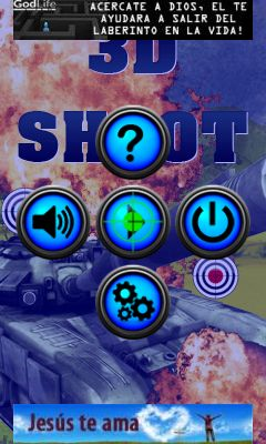 Download free mobile game: 3D Shoot - download free games for mobile phone.