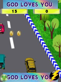 Download free game for mobile phone: Tokyo drift race - download mobile games for free.