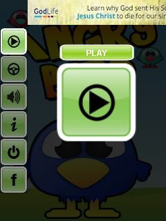 Download free mobile game: Angry bird - download free games for mobile phone.