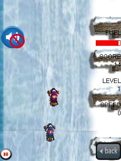 Download free game for mobile phone: Ice motor 2 pro - download mobile games for free.