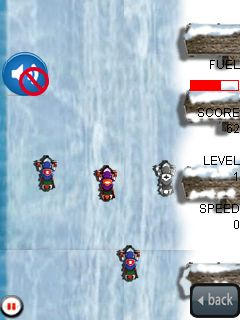 Mobile game Ice motor 2 pro - screenshots. Gameplay Ice motor 2 pro.