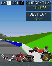 Jeu mobile Moto-courses rapides  - captures d'écran. Gameplay Speed moto.
