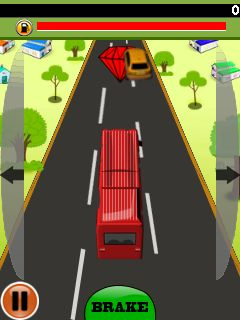 Mobile game Bus express - screenshots. Gameplay Bus express.