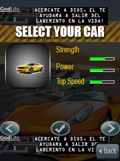 Download free mobile game: Super car 2 Pro - download free games for mobile phone.