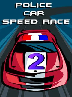 Police car: Speed race 2