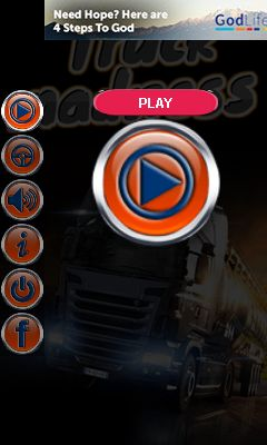 Download free mobile game: Truck madness - download free games for mobile phone.