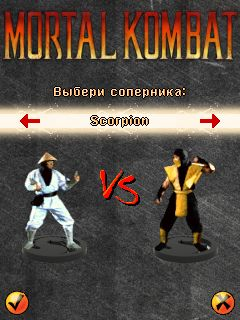 Download free game for mobile phone: Mortal kombat surviver mod - download mobile games for free.