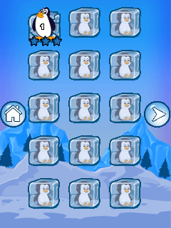 Download free mobile game: Penguin bros - download free games for mobile phone.